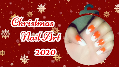 Nail Art,Christmas Nail Art,Christmas,Santa Claus, DIY