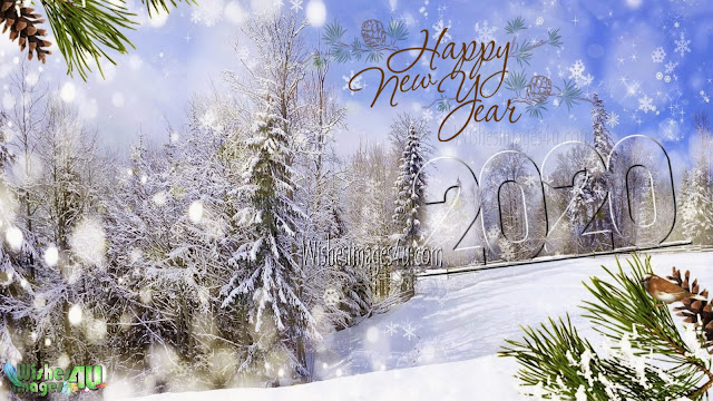 Best  New Year 2020 Full HD Wallpaper