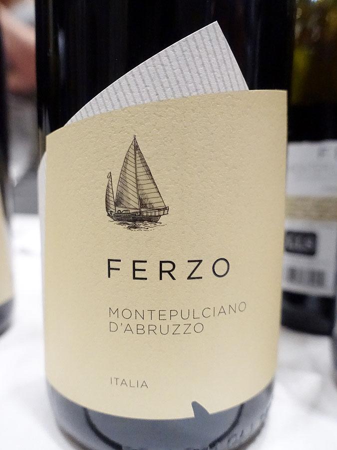 Ferzo Montepulciano d'Abruzzo 2016 (88 pts)