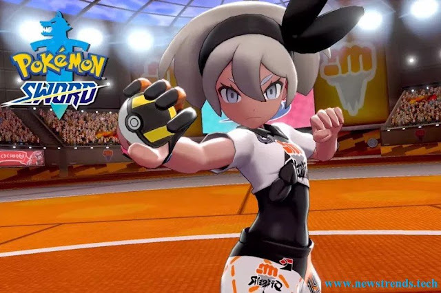 Bea - Stove-on-side gym leader (pokémon sword)