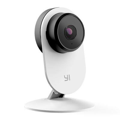 YI Smart Home Camera 3, AI-Powered 1080p Security