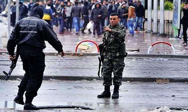تونس - سبيطلة الجيش يتدخّل لحماية المنشآت الحيوية
