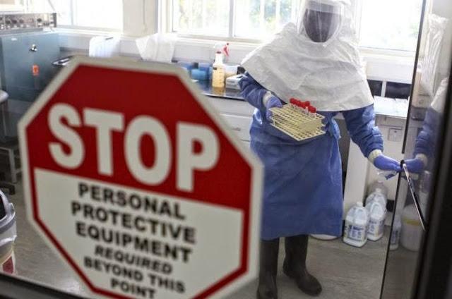 Surto de virus Ebola fora de controle, vírus que mata, ONU, arma biológica