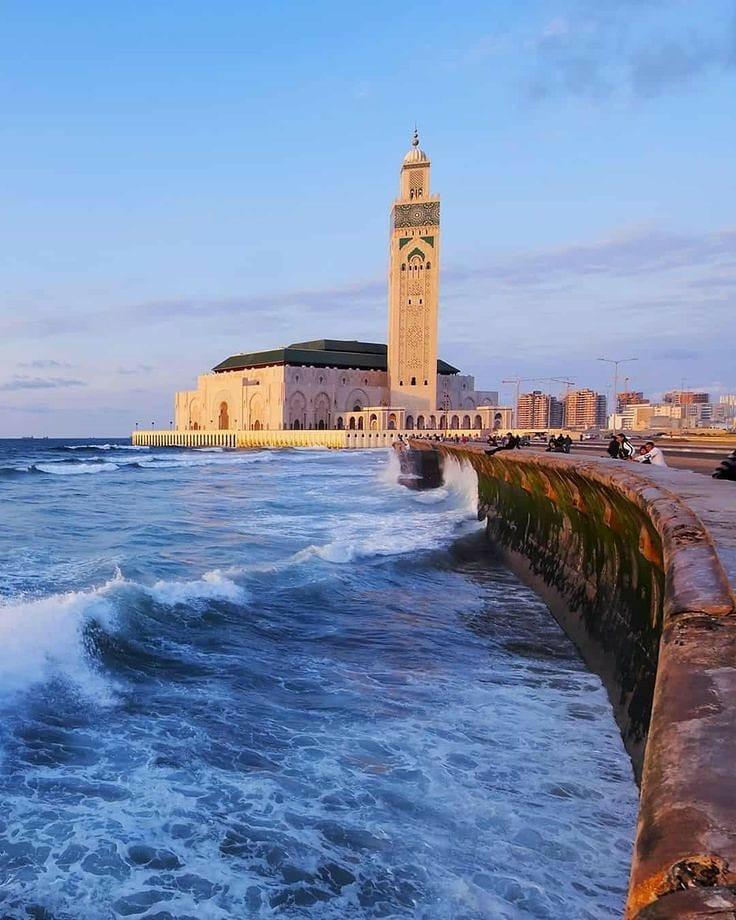 Destinasi Wisata Eksotis Maroko Paling Menarik