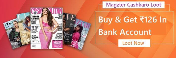 Magzter CashKaro Loot: Get Up to Rs.150 FREE in Bank Account