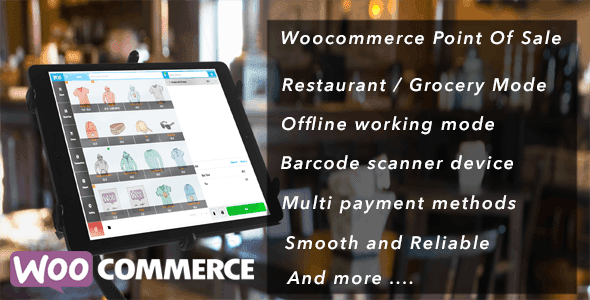 Openpos v5.0.0 - WooCommerce Point Of Sale (POS)