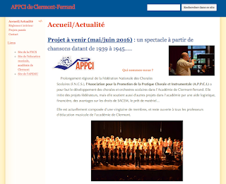Site de l'APPCI