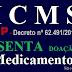 Governo paulista isenta de ICMS doações de medicamentos a órgãos do Município de São Paulo
