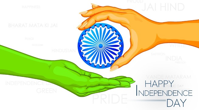 Gandhi Jayanti, Republic Day and Independence Day are the three national festivals