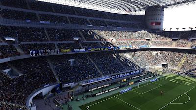 PES 2021 Stadium Giuseppe Meazza