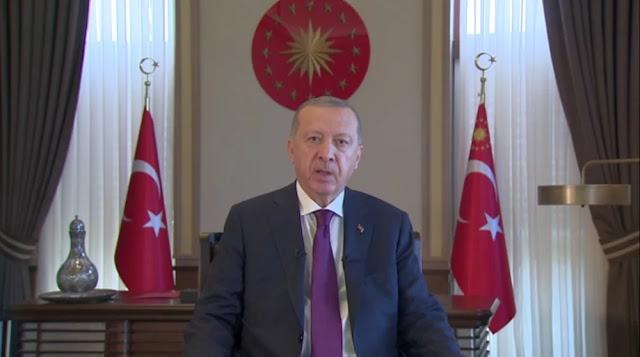 Ο Ερντογάν για το τριπλό πολεμικό μέτωπο της Τουρκίας