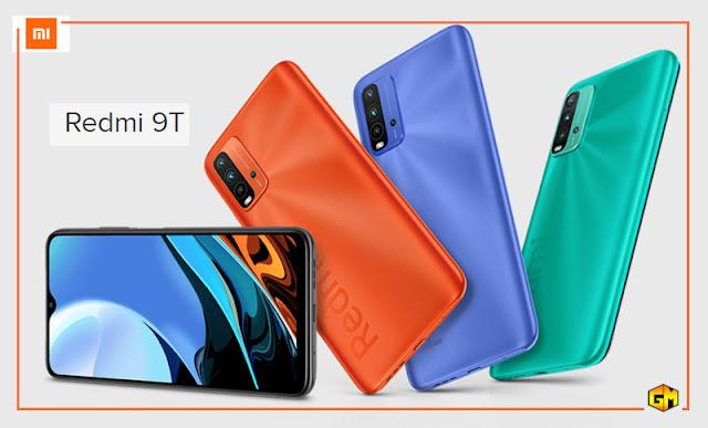 Xiaomi Redmi 9T Gizmo Manila