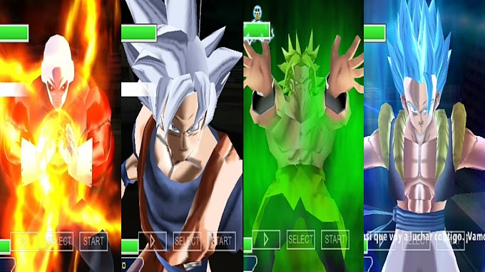 New DBZ TTT MOD Xenoverse Justice Time 3 With Menu Permanent