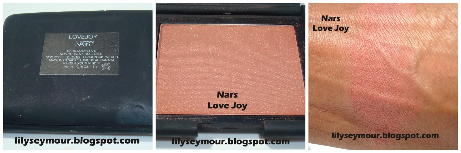 Nars Love Joy BLush