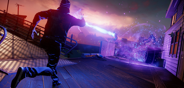 New inFamous Second Son Screenshots