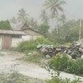 Erupsi Merapi, Magelang Dilanda Hujan Abu