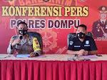 Kapolres Dompu Ungkap Terduga Pelaku Pria dalam Video Mesum Adalah Oknum Polisi
