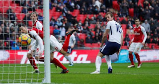 Tottenham Hotspur Kalahkan Arsenal 1-0 Highlights #TOTARS