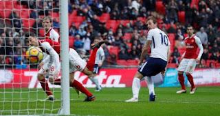 Tottenham Hotspur vs Arsenal 1-0 Video Gol Highlight