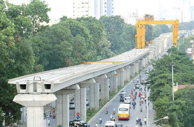 Đường sắt Cát Linh – Hà Đông khẳng định chạy 31/12/2019… thất hứa với dân đến bao giờ?