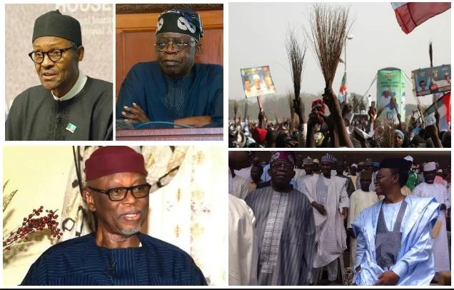 Live Update: Buhari leads APC to Ondo, ahead of polls