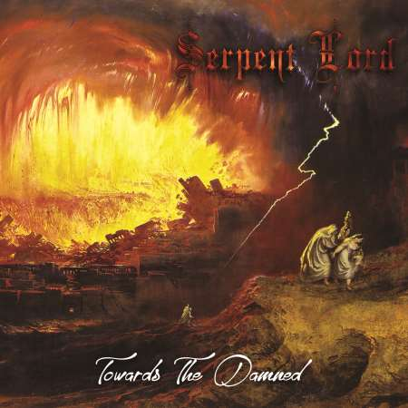 SERPENT LORD: Τίτλος, εξώφυλλο και tracklist του νέου album