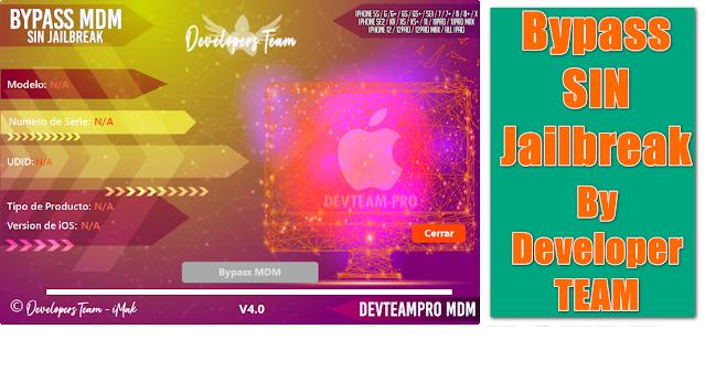 DevTeamPRO MDM V4.0 Latest version