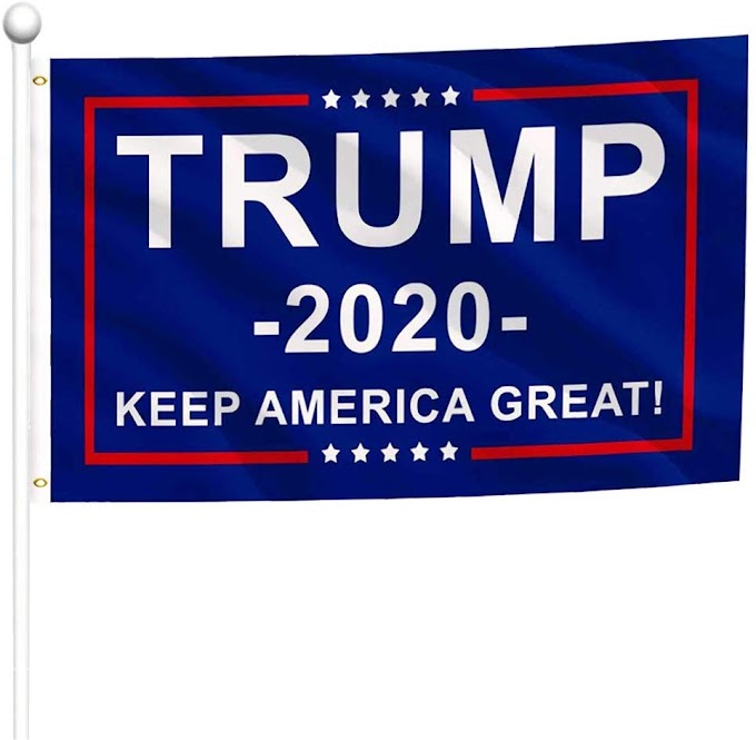 President Donald Trump Flags - 3x5 Foot  50%off