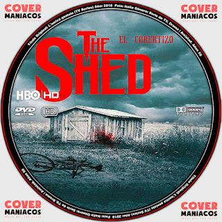 GALLETA EL COBERTIZO-THE SHED 2019[COVER DVD]