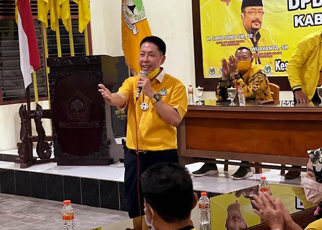 Ditunjuk Sebagai Plt Ketua LKI Partai Golkar, Begini Respon Henry Indraguna