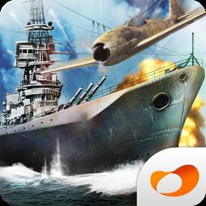 WARSHIP BATTLE 3D World War II 1.2.4 Mod Apk (Unlimited Money)