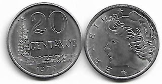 20 centavos, 1975
