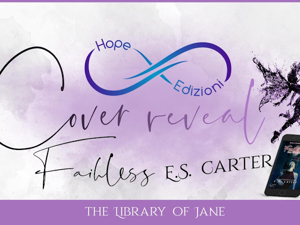 *Cover Reveal* Faithless di E.S. Carter [Hope edizioni]