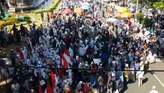 Tak Kantongi Izin, Polisi Ancam Massa yang Berbuat Onar