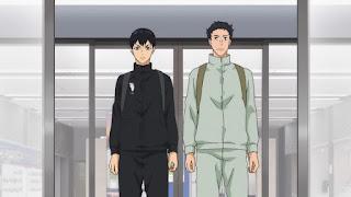 "Hellominju.com : ハイキュー!! アニメ 第4期5話 空腹  (全日本ユース強化合宿)   Haikyuu!! Season4 Ep.5 Haikyuu!! ""Hunger""    Hello Anime !"