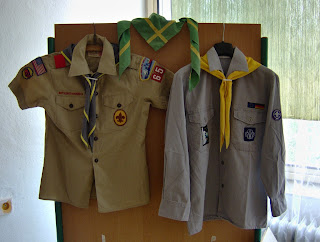 Pramuka, Scout dan Kepanduan
