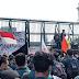 Aksi Demo Mahasiswa Didepan Gedung Dpr, Tolak Revisi Uu Kpk.