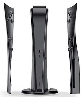 PS5のブラックカバー