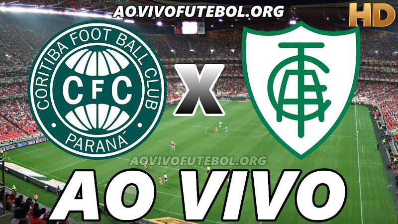 Coritiba x América Mineiro Ao Vivo HD TV PFC