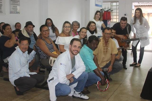 Senador Canedo: Unidades Básicas de Saúde participam do Janeiro Branco