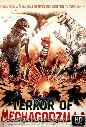 El Terror De Mechagodzilla 1080p Latino