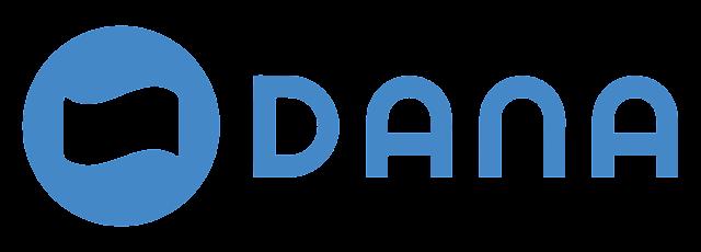 logo dana vektor ai