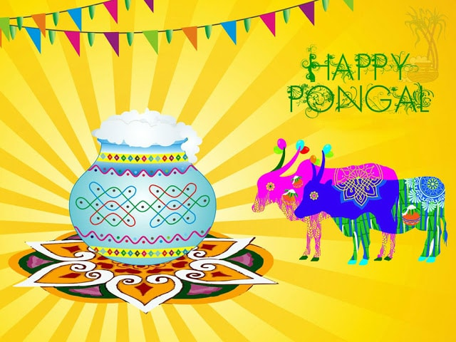 Happy Pongal wishes Quotes and Greetings