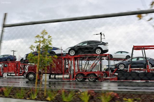 Tesla transport