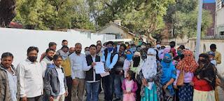 भर्ती घोटाले के कारण रूका था 200 अध्यापकों का संविलियन, भाजपा जिलाध्यक्ष के प्रयास से 14 का संविलियन