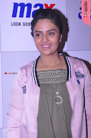 Sri Mukhi in Denim and Jacket at Max Summer Collection Launch  Exclusive 009.JPG