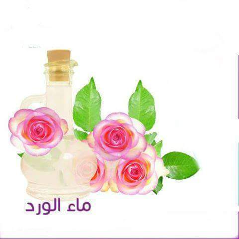 فوائد ماء الورد وإستخدماتخ