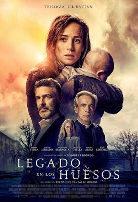 Legado En Los Huesos [2019] [DVD R2] [Spanish]