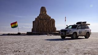 Vanlife in Bolivia