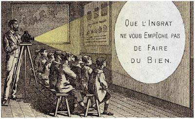 L'enseignement par l'aspect, vers 1900 (CANOPE)